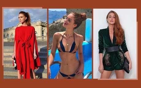 Looks de Marina Ruy Barbosa: inspire se no estilo da atriz
