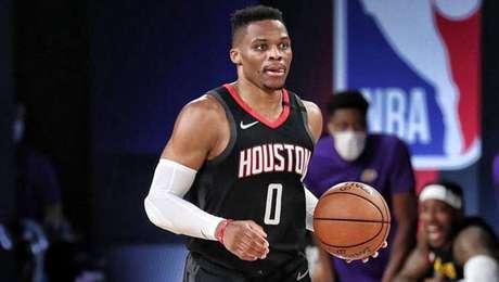 Russell Westbrook vai defender os Wizards na próxima temporada da NBA