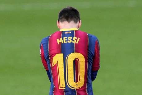 Messi pode deixar o Barcelona na próxima temporada