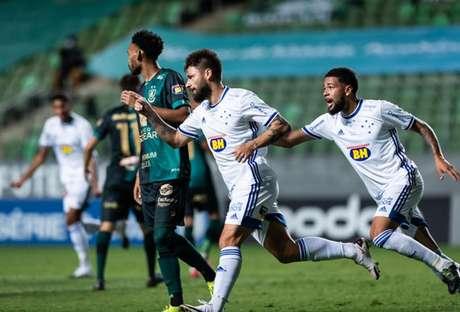 Rafael Sóbis deixou mais uma vez sua marca pelo Cruzeiro (Bruno Haddad/Cruzeiro)