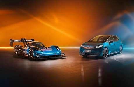 Volkswagen fechou o departamento de automobilismo para se dedicar aos carros elétricos.