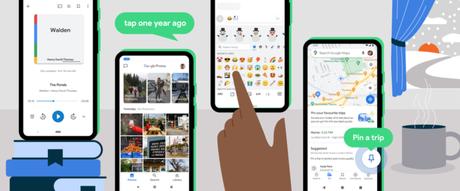 Google cria pacote de novos recursos para vários apps no Android (Imagem: divulgação/Google)