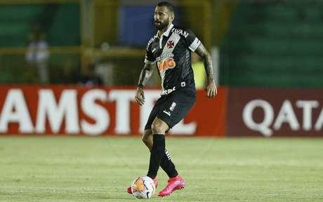 Leandro Castan lamentou mais uma derrota do Vasco em São Januário (Foto: Rafael Ribeiro / Vasco.com.br)