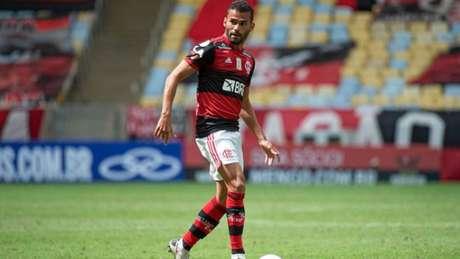O volante Thiago Maia ficará fora dos gramados por um longo período (Foto: Alexandre Vidal / Flamengo)