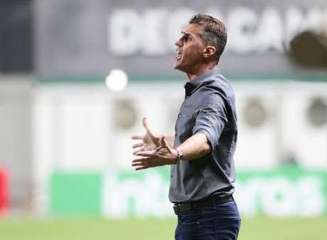 Vagner Mancini só não teve problema com suspensão em dois jogos do Brasileiro (Foto: Divulgação/Corinthians)