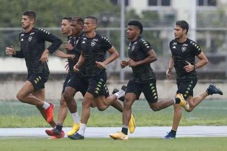 (Vítor Silva/Botafogo)