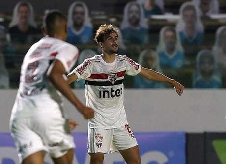 São Paulo venceu e convenceu para ser líder do Campeonato Brasileiro (Foto: Rubens Chiri/saopaulofc.net)