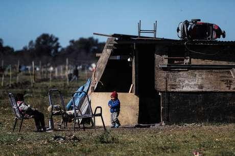 Pobreza na Argentina voltou a aumentar no último trimestre