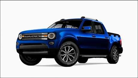 Ford Maverick 2022.