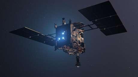 Seis anos após ser enviada ao espaço, sonda japonesa Hayabusa-2 fez sua primeira 'entrega'