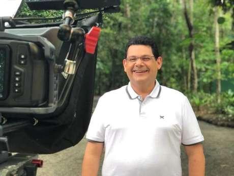O candidato à prefeitura de Macapá pelo DEM, Josiel Alcolumbre, irmão do presidente do Senado