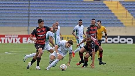 Guarani bateu o Oeste nesta sexta (Thiago Marostegan/Guarani FC)