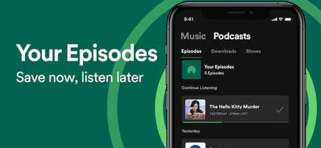 Spotify Playlists (Imagem: divulgação/Spotify)