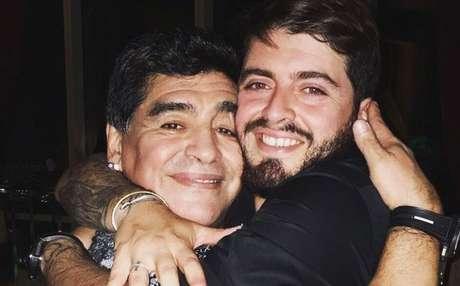 Diego Jr. conseguiu se sentir amado por Maradona apenas às vésperas de completar 30 anos