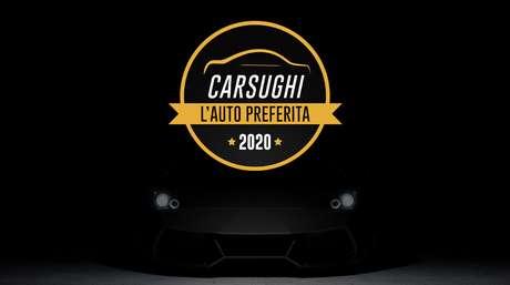 Selo do prêmio Carsughi L'Auto Preferita.