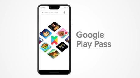 Google Play Pass (Imagem: divulgação/Google)