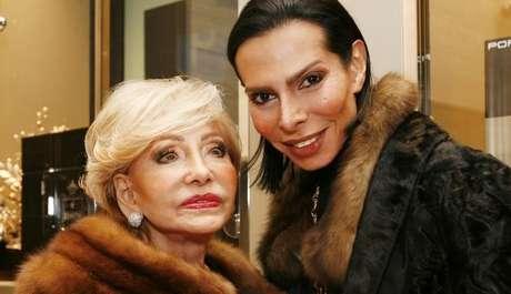 José e Betty são figuras frequentes nas colunas sociais e nos programas de TV sobre famosos