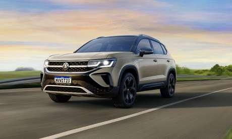 Volkswagen Taos: estreia no Brasil no segundo trimestre de 2021.