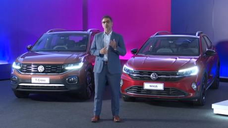 Pablo Di Si fez um balanço do ano e disse que a Volkswagen estima mercado de 2,4 milhões em 2021.
