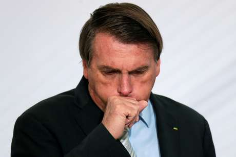 Presidente Jair Bolsonaro no Palácio do Planalto 09/12/2020 REUTERS/Ueslei Marcelino