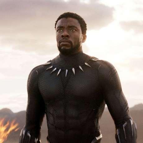 6.º  Chadwick Boseman: norte-americano, ator celebrizado por protagonizar o filme 'Pantena Negra', em 28 de agosto, aos 43 anos, de câncer colorretal.