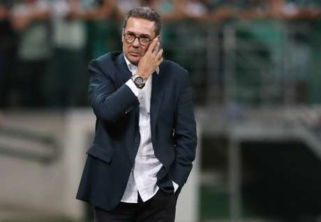 Vasco trouxe Vanderlei Luxemburgo às pressas para se livrar do rebaixamento no Brasileiro 10/03/2020   REUTERS/Amanda Perobelli