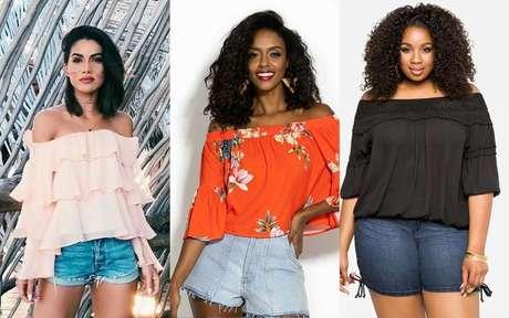 Bata ombro a ombro: 7 modelos para apostar nos dias quentes