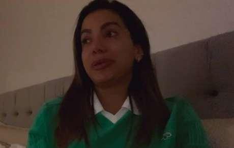 Anitta chora ao contar que foi vítima de estupro no primeiro episódio de 'Anitta: Made in Honório'