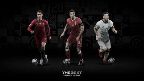 Lewandowski é o favorito para levar o prêmio The Best da Fifa (Foto: Divulgação/Fifa)