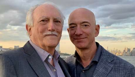 Miguel Bezos deu a Jeff ensinamentos de vida e o primeiro aporte de capital para a Amazon