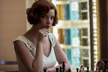 Anya Taylor-Joy como Beth Harmon