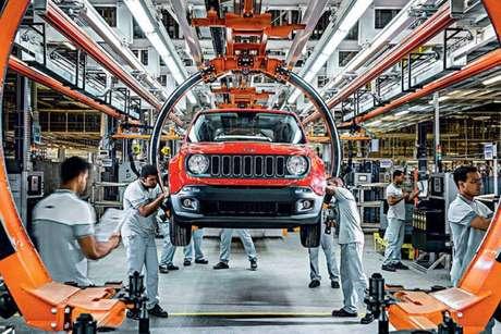 Fábrica da Jeep em Pernambuco: Inovar-Auto foi bom para quem soube escolher o produto.