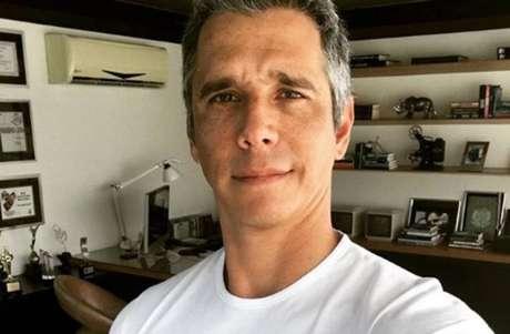O pai do apresentadorMarcio Garcia morreu por complicações causadas pelo novo coronavírus