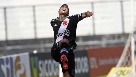 Carlinhos fez o único gol (FOTO: Celso Pupo/Fotoarena/LANCEPRESS!)