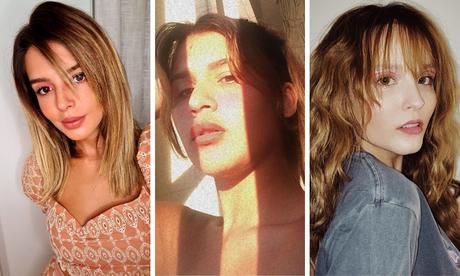 Franjas das famosas (Fotos: Instagram/Reprodução)