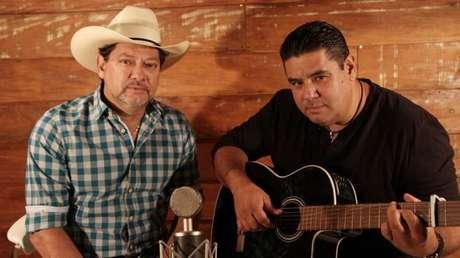 Os irmãos Lucas e Matheus cantaram juntos ao longo de 40 anos de carreira