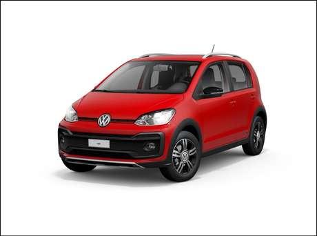 Volkswagen Up Extreme 170 TSI 2021.