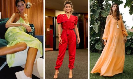 Looks confortáveis das famosas (Fotos: Instagram/Reprodução)