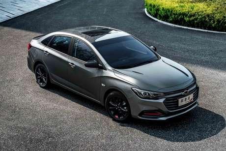 Chevrolet Monza vendido na China: dois anos de sucesso.
