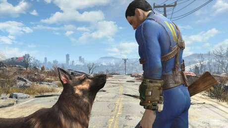 Fallout 4 garante trabalhoduro