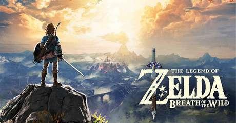 Em The Legend of Zelda: Breath of the Wild,Link acorda de um sono de cem anos e encontra o Reino de Hyrule devastado