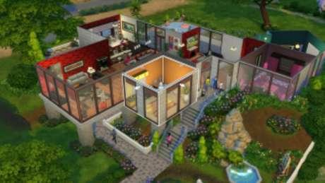 """The Sims oferece um jeito de """"viver"""" vidas diferentes virtualmente - sem máscaras nem restrições de viagem"""