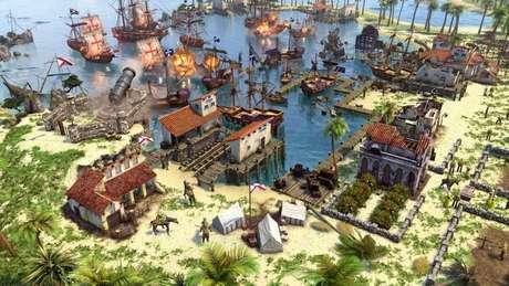 Age of Empires foi lançado pela primeira vez em 1997
