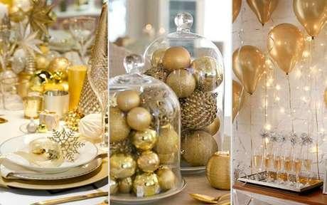 Decoração de Ano Novo: ideias para enfeitar a casa no Réveillon