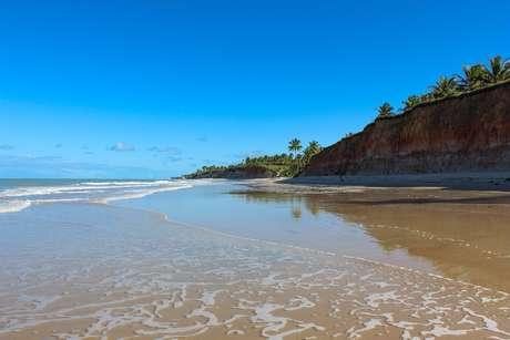 Praias do sul da Bahia estão atraindo turistas