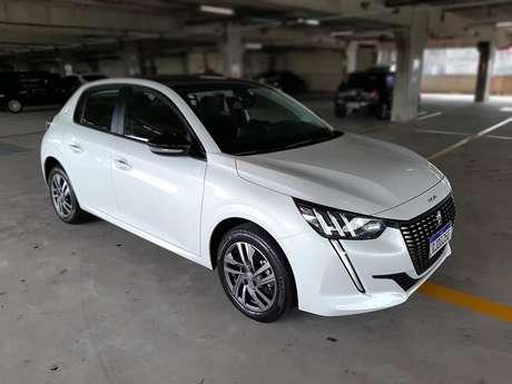 Novo Peugeot 208: boas vendas nos primeiros meses no Brasil.