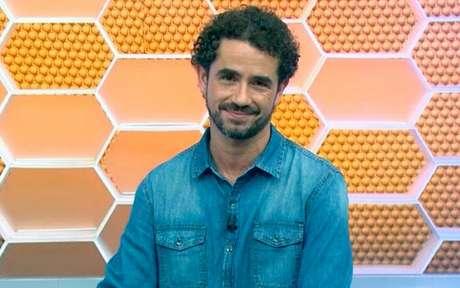 Felipe Andreoli é apresentador do 'Globo esporte' (Foto: REPRODUÇÃO/TV GLOBO)