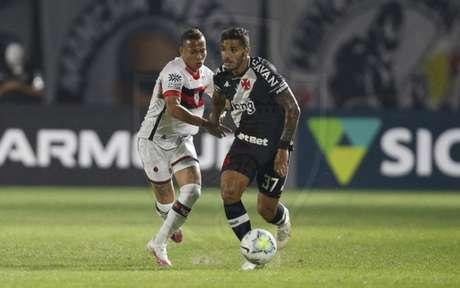 Próximo jogo do Vasco é contra o Atlético-GO. No primeiro turno, vitória do Dragão (Foto: Rafael Ribeiro/Vasco)