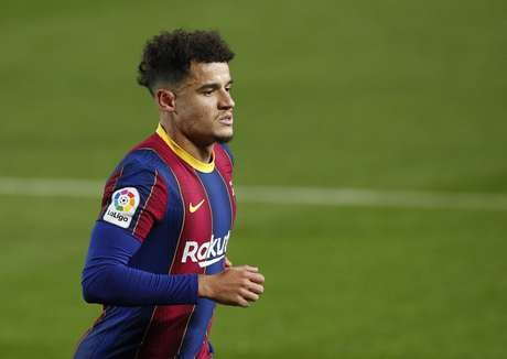 Philippe Coutinho, do Barcelona 13/12/2020 REUTERS/Albert Gea
