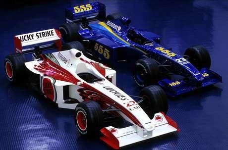 British American Tobacco teve uma equipe de Fórmula 1 de 1999 a 2005, a British American Racing.